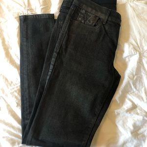 Habitual Angelina Cigarette jeans, waxed bronze